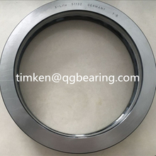 China origin bearing 51132 thrust ball single row