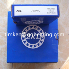 ZKL bearing 30309A tapered roller bearing
