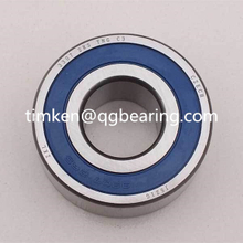 ZKL bearing 3307 angular contact ball bearing double row