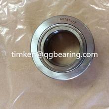 Crowned yoke roller NUTR50 track roller bearing
