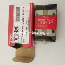 SSR15XW1SS(GK) THK bearing linear block guide carriage