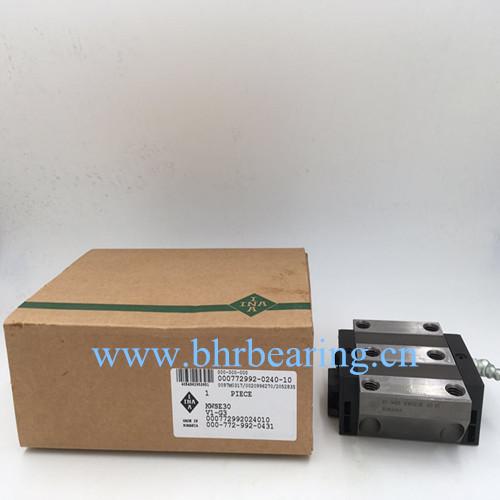 KWSE30 INA linear motion bearing carriages block